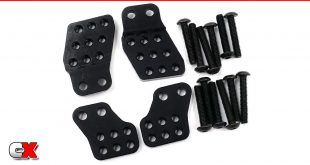 Xtra Speed Aluminum Damper Mounts - Axial Capra | CompetitionX