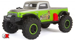 Axial SCX24 B-17 Betty 1/24 Scale Crawler | CompetitionX