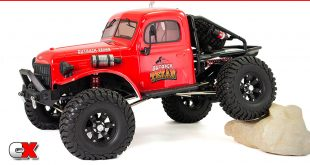 FTX Outback Texan 1/10 Scale Trail Truck RTR | CompetitionX