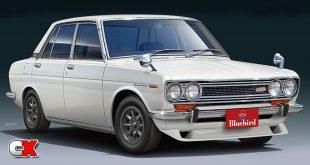 6 New Hasegawa Model Kits - Subaru, Datsun, Toyota | CompetitionX