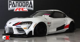 Pandora RC Toyota GR Supra A90 GT4 Body | CompetitionX