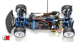 Tamiya TA07 MSX Chassis | CompetitionX