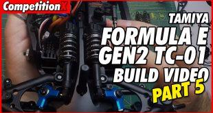 Video: Tamiya Formula E TC-01 Video Build – Part 5 | CompetitionX