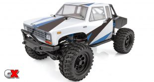 Team Associated CR12 Tioga Trail Truck RTR | CompetitionX