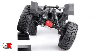 Xtra Speed Flex Conversion Kit - Axial SCX10 III | CompetitionX