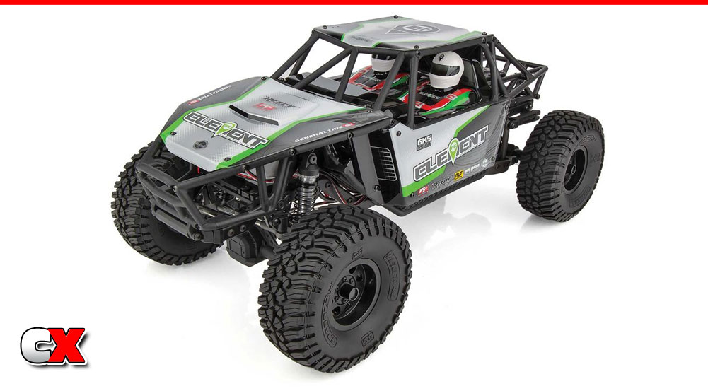 Element RC Enduro Gatekeeper Rock Crawling Buggy RTR | CompetitionX