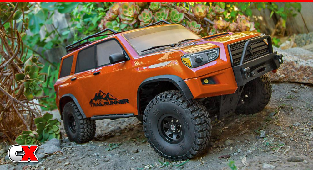 Element Enduro Trailrunner RTR Fire Edition | CompetitionX