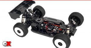 HB Racing E819RS 1/8 Scale Electric Buggy | CompetitionX