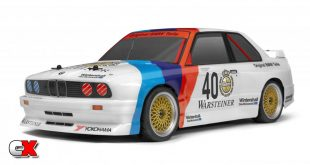 HPI RS4 Sport 3 1987 Warsteiner BMW E30 RTR | CompetitionX