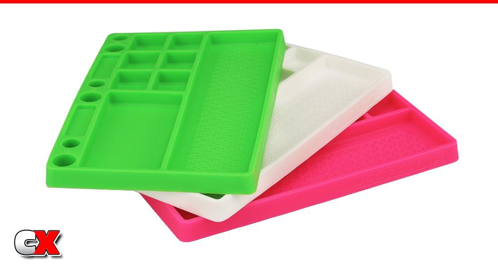 JConcepts Rubber Parts Tray | CompetitionX