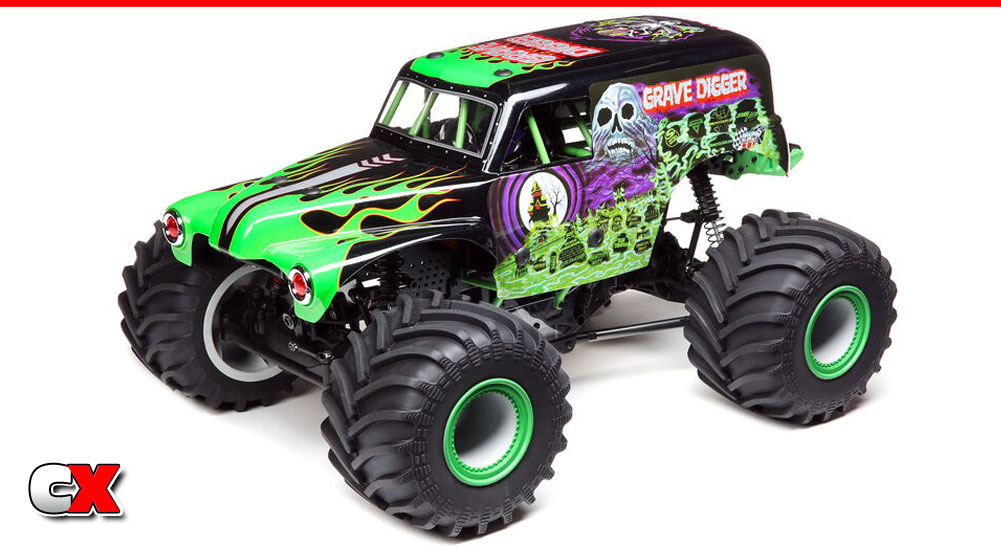 Losi LMT 4WD Solid Axle Monster Truck RTR | CompetitionX