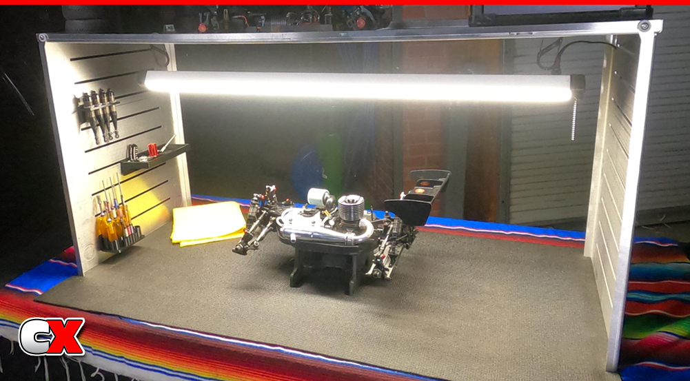 RaceCraft USA Command Module RC Pit Station   CompetitionX