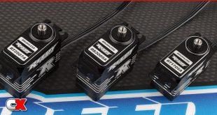 Reedy HV Digital Aluminum Brushless Servos | CompetitionX