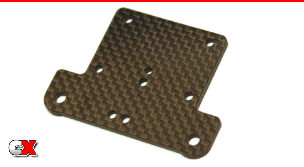 STRC Carbon Steering Bellcrank Plate - ARRMA Limitless, Outcast, Infraction | CompetitionX