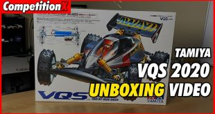 Tamiya VQS 2020 Unboxing | CompetitionX