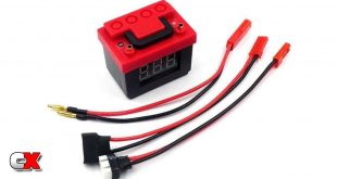 Xtra Speed LiPo Battery Voltage Checker and Alarm | CompetitionX
