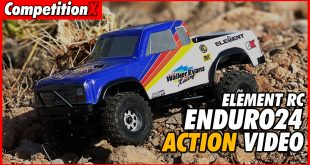 Video: Element RC Enduro24 Mini-Crawling at Picacho Peak State Park in Arizona | CompetitionX