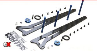 Exotek Wheelie Ladder Bar Set - Traxxas Slash | CompetitionX
