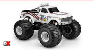 JConcepts 1970 Chevrolet K10 USA-1 Edition MT Body | CompetitionX