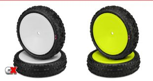 JConcepts Swagger and Twin Pin Pre-Mounted Carpet Tires | CompetitionX