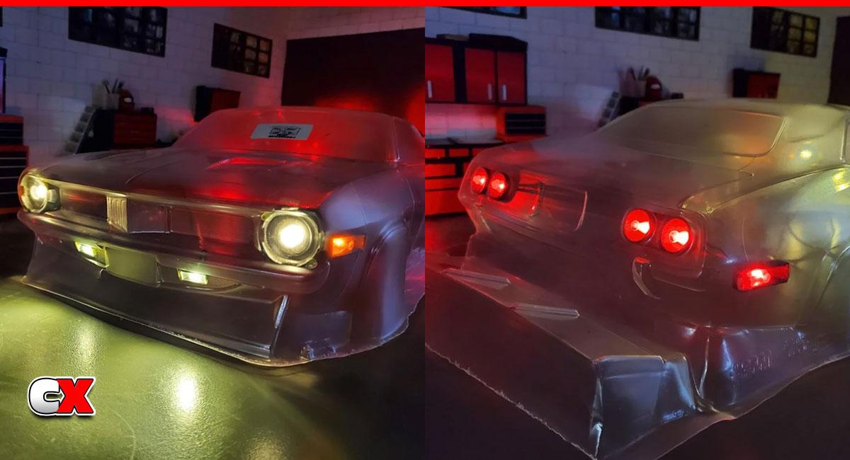 Powershift RC Technologies Drag Car Light Kits | CompetitionX