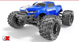 Redcat Racing Volcano-16 1/16 Scale Monster Truck | CompetitionX