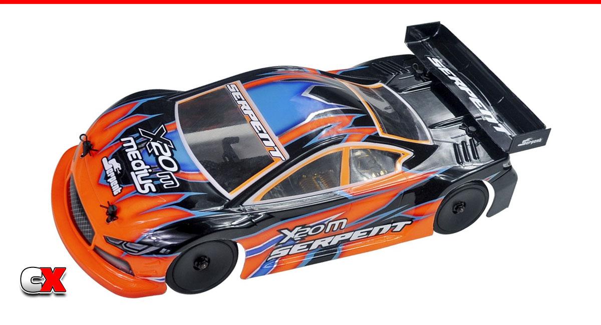 Serpent Medius X20 Mini Touring Car   CompetitionX