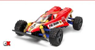 Tamiya Fire Dragon 2020 | CompetitionX