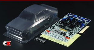 Tamiya Ford Escort Mk.II Rally Body Set | CompetitionX