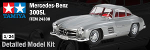 Tamiya Mercedes-Benz 300SL Model Kit