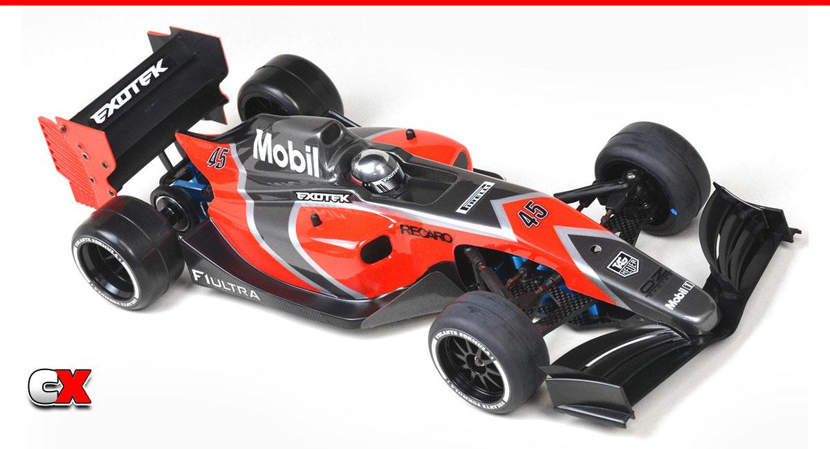 Exotek F1ULTRA Lightweight F1 Body | CompetitionX