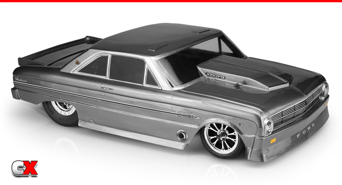 JConcepts 1963 Ford Falcon Street Eliminator Body | CompetitionX