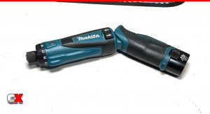 CompetitionX Preferred RC Tools - Makita DF012DSE Cordless Driver Drill