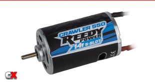 Reedy Crawler 550 14T 5-Slot Brushed Motor | CompetitionX