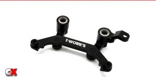 T-Works Aluminum Steering Set - Tamiya TC-01 | CompetitionX