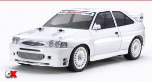 Tamiya 1998 Ford Escort TT-02 Touring Car | CompetitionX