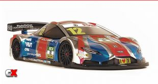 ZooRacing Wolverine 190mm Touring Car Body | CompetitionX