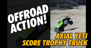 Video - Axial Yeti SCORE Trophy Truck - Shorts | CompetitionX