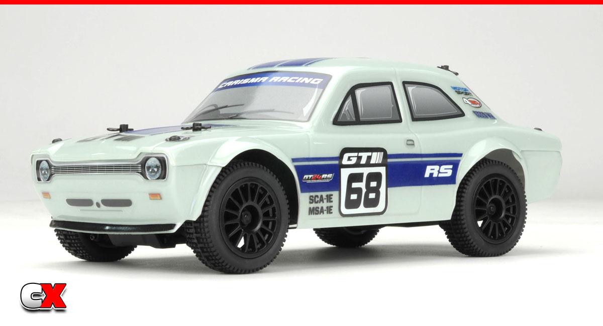 Carisma GT24 1/24 Retro Rally Car   CompetitionX