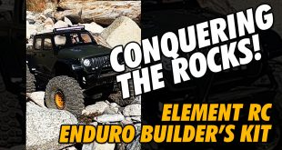 Video - Element Enduro Trail Truck Builders Kit - #Shorts | CompetitionX