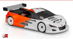 JConcepts A2R A-One Racer 2 Touring Car Body | CompetitionX
