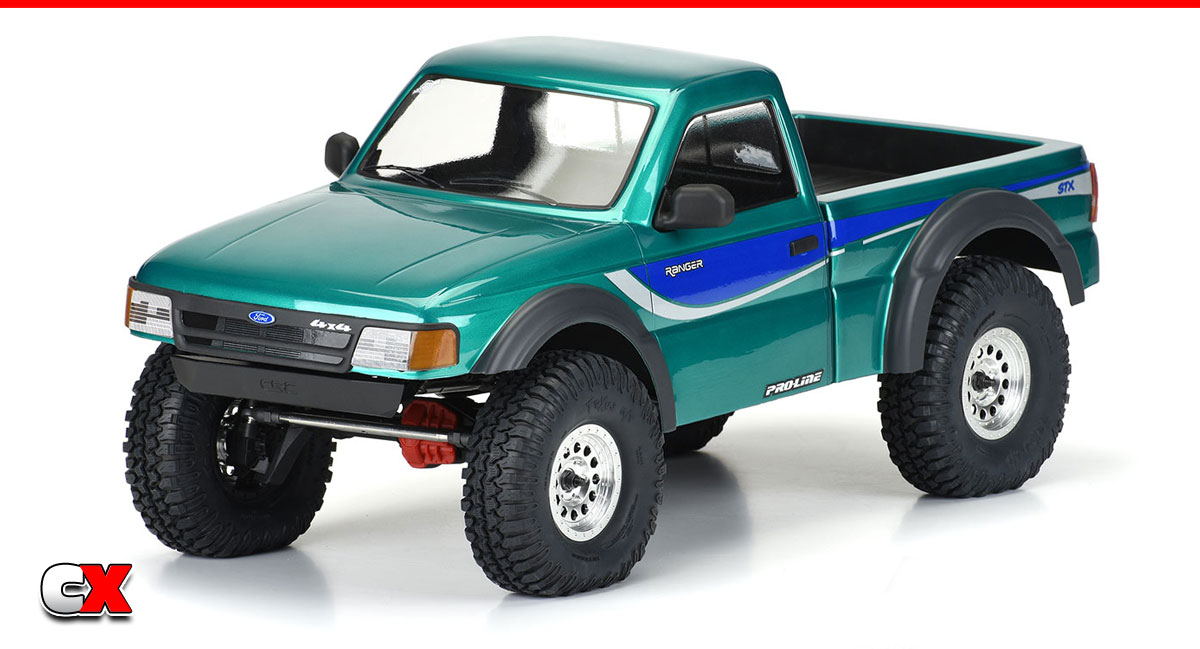 Pro-Line Racing 1993 Ford Ranger Body Set | CompetitionX