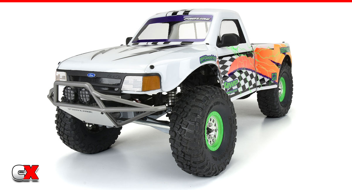 Pro-Line Racing Pre-Runner Fender Flare Kit   CompetitionX