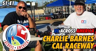 Video - RC Across America - Charlie Barnes of Cal Raceway | CompetitionX