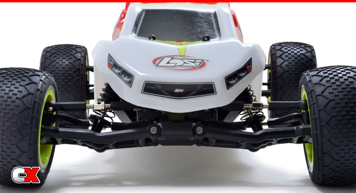 RPM Suspension Arms for the Losi Mini-T 2.0 | CompetitionX