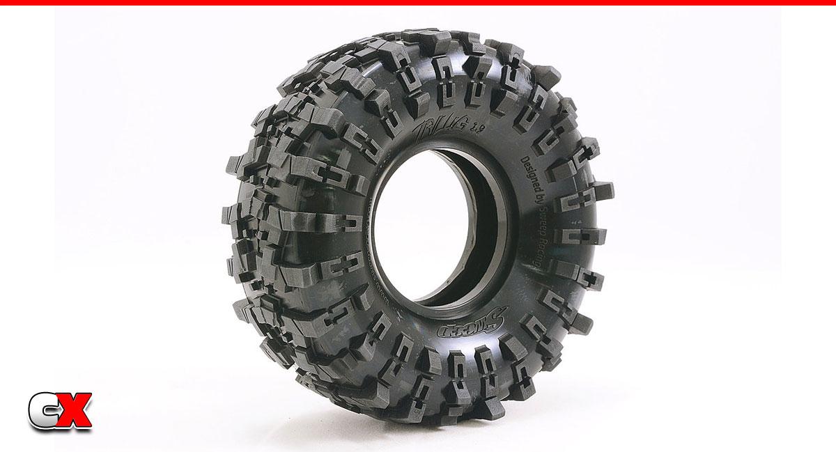 Sweep TRILUG 1.9 Rock Crawler Tires   CompetitionX