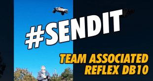 Video - YouTube Short - Team Associated Reflex DB10 SENDIT