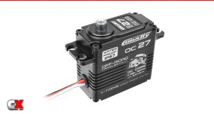 Team Corally OC-27 HV Digital Steel Gear Servo | CompetitionX