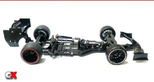 Team Mardave FP1 Formula 1 Car | CompetitionX
