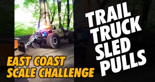 Video - YouTube Shorts - East Coast Scale Truck Challenge - Trail Truck Sled Pulling | CompetitionX